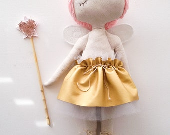 Pearl - Fairy Doll (available now)