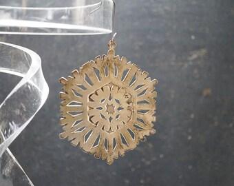 Metropolitan Museum of Art Sterling Ornament