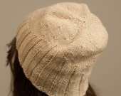 Rocky mountain apex hat, knitting pdf pattern