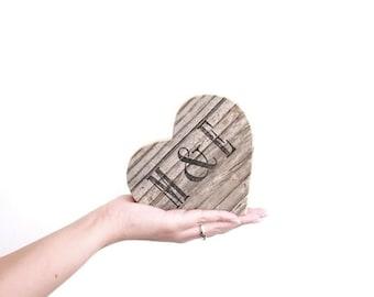 Wooden Hearts . wood heart decor . wood heart sign . wooden heart decor . large heart . barnwood heart . rustic wood heart