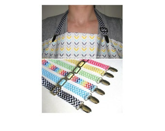 NURSING COVER CLIP- Breastfeeding Cover Clip- Baby Bib Clip- Stroller Clip- Chevron Toy Leash- Blanket Clip- Adjustable Strap for Nursing