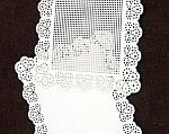 Cross Stitch Sewing Cards : Set of 2 Petals Rectangle Tokens and Trifles Christmas cards 20 ct. perforated paper scrapbooking