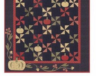 merrie halloween quilt