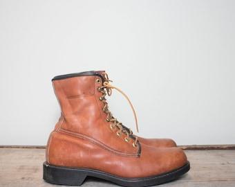 12 D | Men's Wolverine Work Boots
