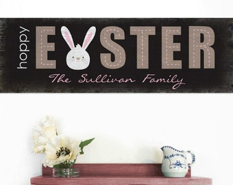 Personalized Easter Wall Sign -gfyU930681