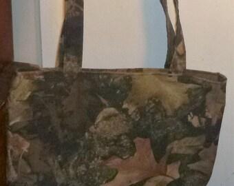 Marked DOWN-Camo Shoulder Bag