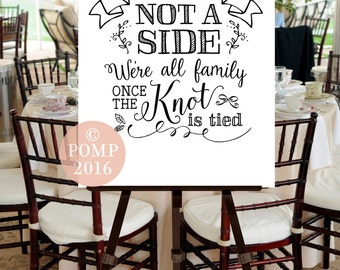 Wedding Ceremony Welcome Sign -- Digital Printable File, INSTANT DOWNLOAD, Seating, Calligraphy, Hand Drawn, Black Text, Chalk