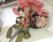 Natures Beauty - Nosegay/Small Bouquet/Tussie Mussie/Corsage