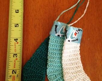 Olaf Christmas Stocking Ornament