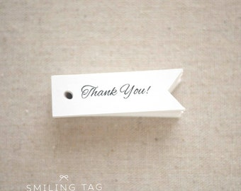 Thank You Gift Tags - Wedding Favor Tags -  Custom Gift Tags - Party Favor - Bridal Shower Tag - Baby Shower - Set of 40 (Item code: J543)