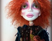 Mad Hatter Art Doll-RESERVED