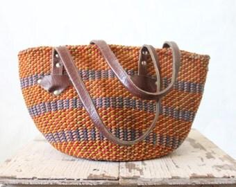 c1970's market bag