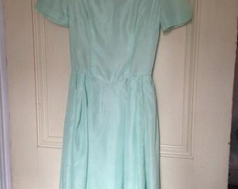 Mint 50s Dress