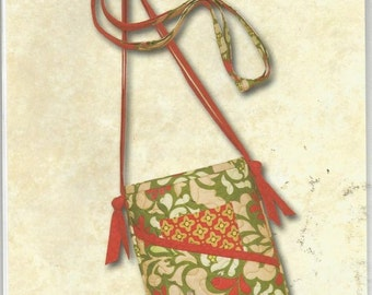 Pattern  Atkinson Designs  Tag Along Tote Bag  Uncut