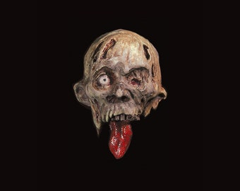 Zombie Tongue Magnet