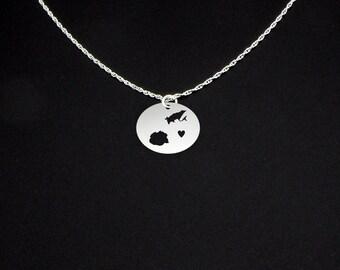 Fiji Necklace - Fiji Gift - Fiji Jewelry