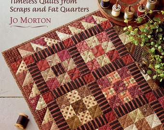Jo's Little Favorites - Timeless Quilts from Scraps and Fat Quarters by Jo Morton for That Patchwork Place
