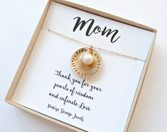 Personalized Mom Gold Necklace,Mom Gift,Grandma Necklace, Nana Gift, Meemaw Gift, Mom Gift , Family,Mothers Personalized Jewelry