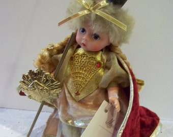 Viking doll (Norway Viking doll) Madame Alexander