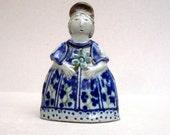 Angel Sculpture  , Angel Figurine , Fine Art Ceramics