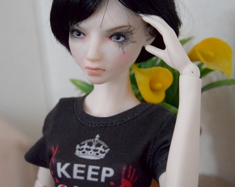 BJD doll 45 cm (MSD) | double jointed | Olivia face up B |
