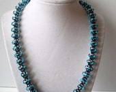 Orbital Links Chainmaille Necklace