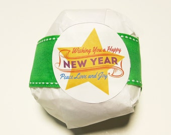 New Year's Eve Surprise Ball // Party Favors // Unique Gift // Party Gift // New Years Eve Decor // 2016 // Party Favors for Adults and Kids