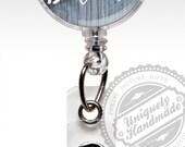 Badge Reel, Retractable Badge Holder, Inspirational Dandelion Badge Clip, Cute Rn Id Badge, Stethoscope ID Tag, Nursing Student Gift 479