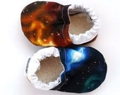 baby galaxy shoes outer space baby booties galaxy star shoes soft sole shoes for baby galaxy clothing vegan baby shoes space shoes for baby