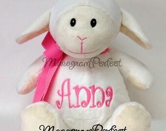 """Personalized 16"""" Plush Moose Stuffed Animal"""