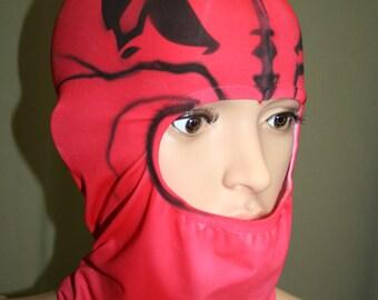 sith/darth maul ski mask