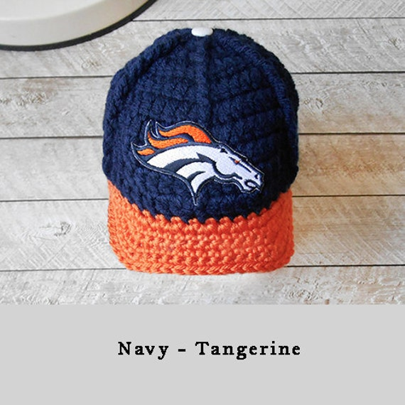 Baby clothes Denver Broncos hat Baby boy cap hat beanie