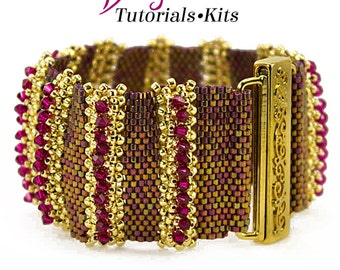Extravagance Bracelet (Beading Kit)
