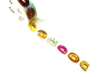 Washi Tape Donuts / Doughnuts