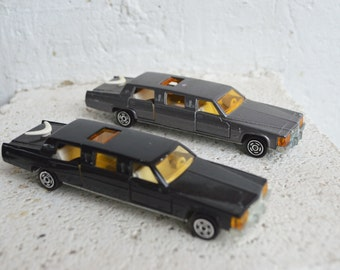 Vintage Toy Limousines/ ECH. 1/58, No. 339, Made in France