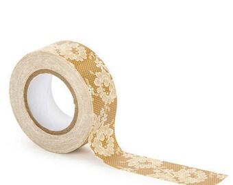 Wedding Lace Duct Tape, David Tutera