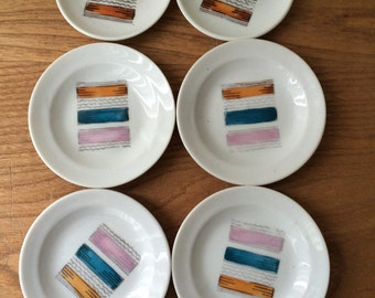 Vintage Mid Century Modern Trinket Dishes