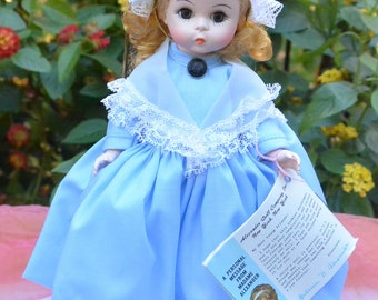 Vintage Madame Alexander Doll - United States #559 , Box, Certificate- 8 inch- Special Price!