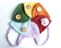 Beanie Hat CROCHET PATTERN Take Home Outfit Girl Take Home Outfit Boy Take Home Outfit Baby Girl Take Home Baby Outfit Take Home Baby Boy