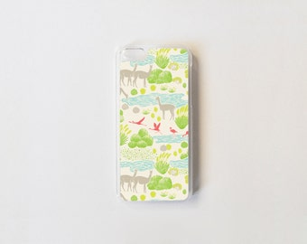 iPhone 5c Case - Bofedal iPhone Case - Floral iPhone Case - Bofedal Altiplanico - Flor de Chile Special Collection