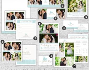 Wedding Photography Marketing Set, Photography Marketing Kit, Photography Marketing Kit, Photography Marketing Package, Wedding Photography