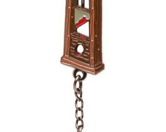 GUILLOTINE with SWINGING HEAD