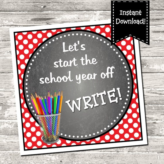 Premise Indicator Words: Items Similar To INSTANT DOWNLOAD Let's Start The School