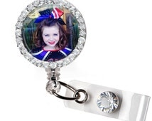 Custom Photo Badge Reel, Made with your Favorite Picture!!!