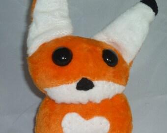 Small Cute Fox Plushie