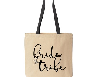 Bridesmaid Tote Bag Set, Bridesmaid Tote Bags, Bride Tribe Totes, Bride Tribe Tote Bags, Bridesmaid Bags, Bride Tribe Bags, Bridesmaid Gift