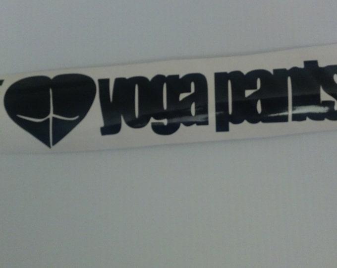 I Heart Yoga Pants