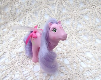 Vintage My Little Pony Flutter Pony Lily With Replacement Wings