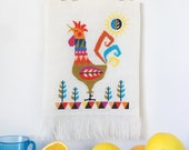 Good Morning! - Rooster - modern cross stitch pattern PDF - Instant download