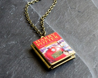 Book Locket